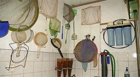 У Зденека Доцекала каждый предмет на своем месте