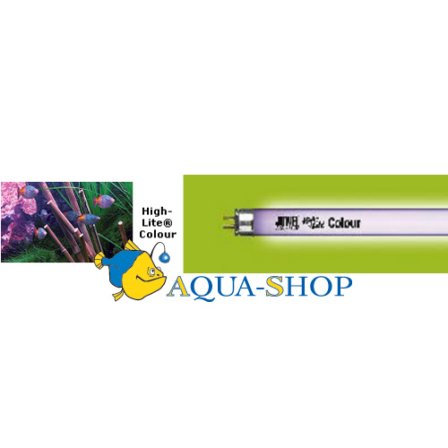 Лампа JUWEL High-Lite Tube Colour, T5,  28 Вт, 58.9 см