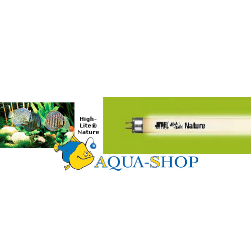 Лампа JUWEL High-Lite Tube Nature, T5, 28 Вт, 58.9 см