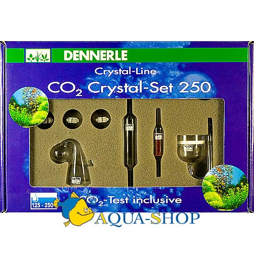 Система CO2 Dennerle Crystal Set 250