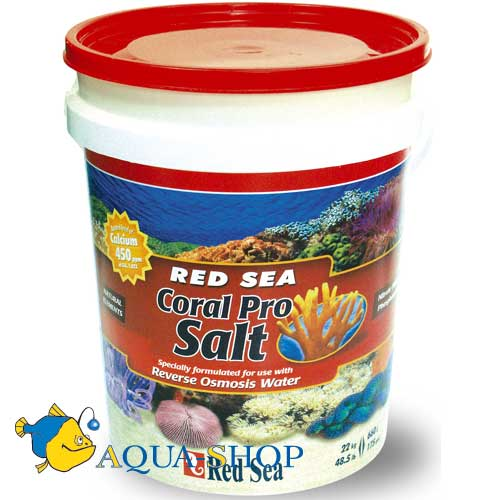 Соль RED SEA CORAL PRO, 40кг на 1200 л