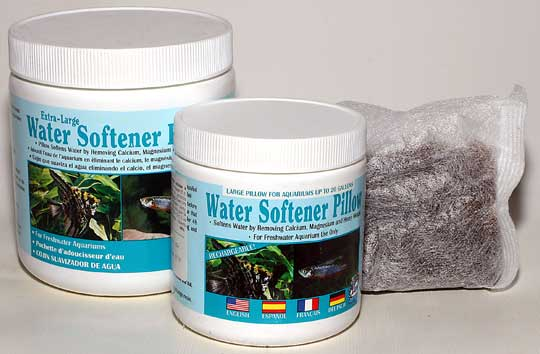 Смягчение воды в домашних условиях для аквариума