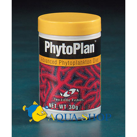 Корм сухой KENT PhytoPlan Advanced Phytoplankton Diet, 30 гр