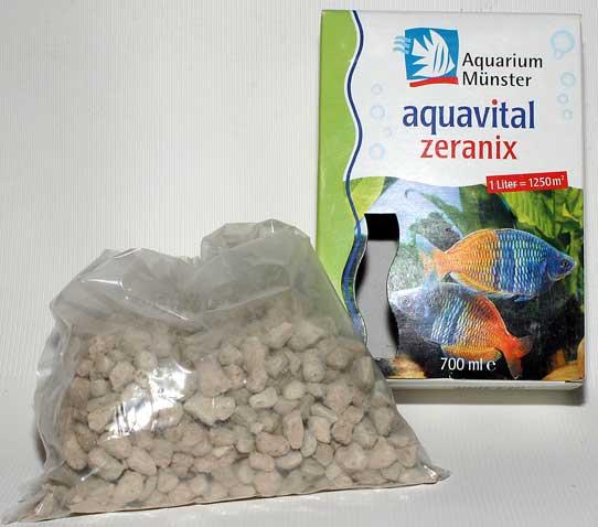 Наполнитель для аквариумного фильтра