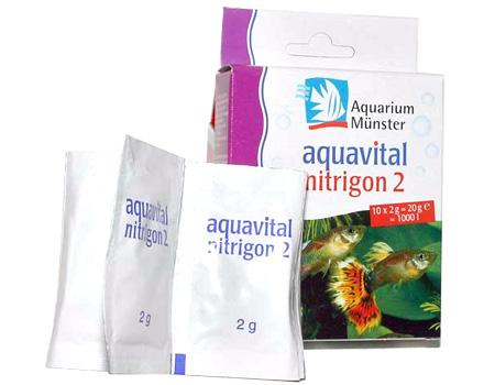 Культура бактериальная Aquarium Munster AQUAVITAL NITRIGON 2