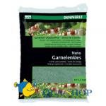 Грунт Dennerle Nano Garnelkies Java Green, 2 кг