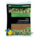 Грунт Dennerle Nano Garnelkies Sumatra Brown, 2 кг