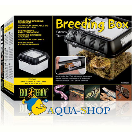 ��������� EXOTERRA Breeding Box, 205�205�140 ��