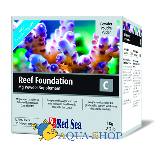 ������� ��� ����� �������� Red Sea Reef Foundation C (Mg), 500 ��