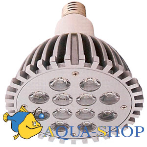 Лампа Aqua Medic LED Aquasunspot 12 16000K цоколь E27 230W/12 Вт