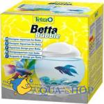 Аквариум Tetra Betta Bubble, 1.8 л, белый