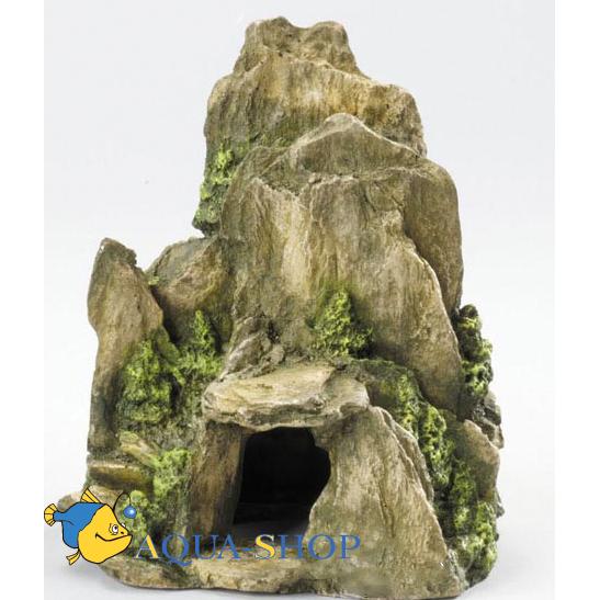 Пещера из камней своими руками