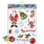 ������ Tetra DecoArt StickerSet Christmas