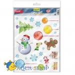 ������ Tetra DecoArt StickerSet Winter