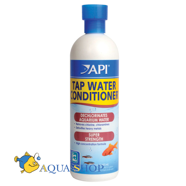 Кондиционер для воды Aquarium Pharmaceuticals Tap Water Conditioner, 240 мл