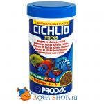 Корм для рыб Prodac Cichlid Sticks 250 мл