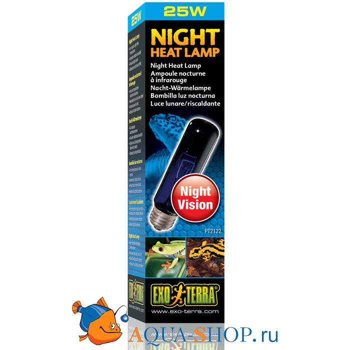 Лампа Hagen EXO TERRA Night Glo Moonlight 25Вт