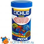 Корм для рыб Prodac Cichlid Sticks 1200 мл