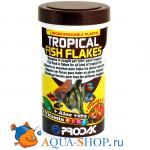 Корм для рыб Prodac Tropical Fish Flakes, 1кг в хлопьях