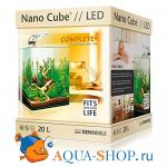Аквариум Dennerle Nano Cube Complete Plus Nano Power LED, 20л