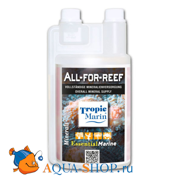 Добавка Tropic Marin ALL-FOR-REEF микроэлементы 500мл