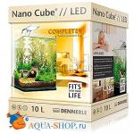 Аквариум Dennerle Nano Cube Complete Plus Nano Power LED, 10л