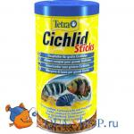Корм для рыб TetraCichlid Sticks 100мл