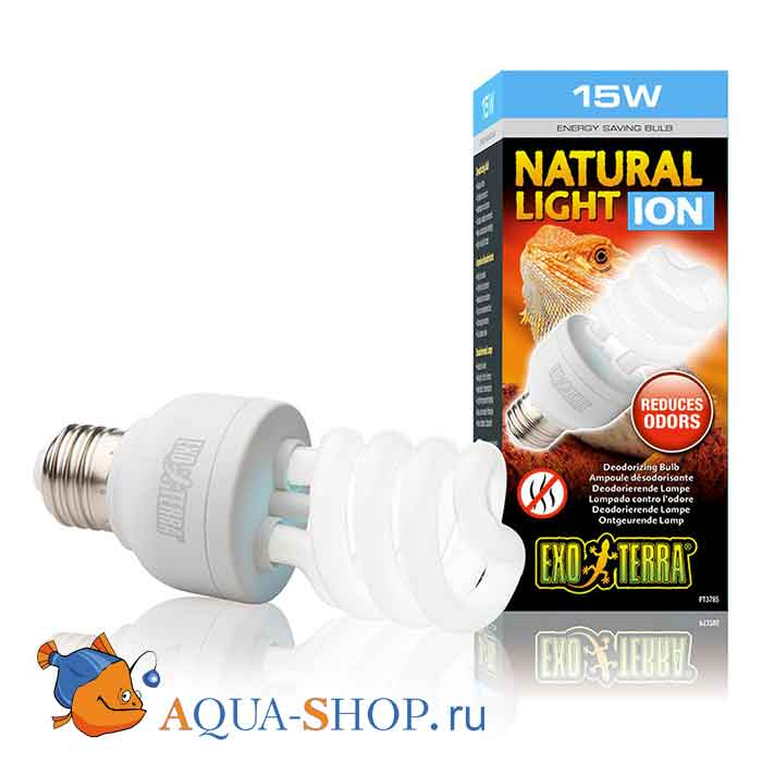 Лампа Hagen EXO TERRA Natural Light ION 15Вт