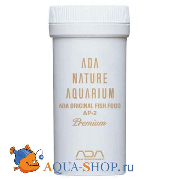 ADA Fish Food AP-2 Premium 25гр