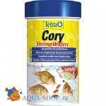Корм для рыб Tetra Cory Shrimp Wafers 100мл