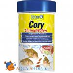 Корм для рыб Tetra Cory Shrimp Wafers 250мл