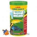Корм Sera для рыб CICHLID GREEN XL 1л