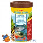 Корм Sera для рыб CICHLID Sticks 250мл