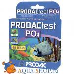 Тест на фосфаты PRODAC test PO4, 48 измерений