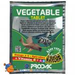Корм для рыб Prodac Vegetable Tablet 12 г
