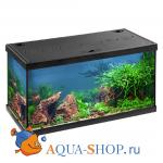 Аквариум EHEIM Aquastar LED черный 54л 63х33х36см