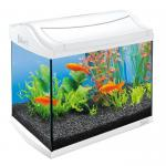 Аквариум Tetra AquaArt LED Goldfish  30л  белый 39*27,5*42 см